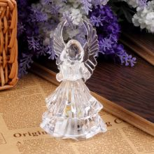 Changing Crystal LED Christmas Decoration Night Light Lamp Gift(China)
