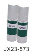 2Pcs 60ml/bottle Green Vacuum Sterile Permanent Makeup Pigment Cosmetic Tattoo Ink For Eyebrows Eyeliner Tattoo Supply