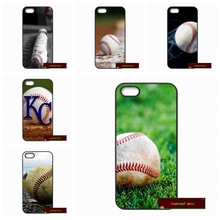Baseball Phone Cases Cover For iPhone 4 4S 5 5S 5C SE 6 6S 7 Plus 4.7 5.5(China)