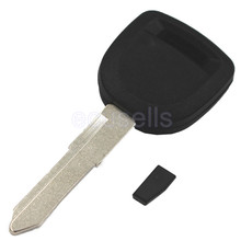 New for Mazda transponder key blank for Mazda 3 5 6 RX8 CX7 CX9 with 4D63 Chip