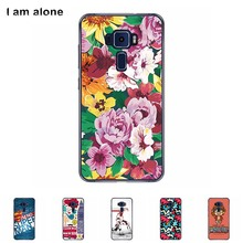 Hard Plastic Case For Asus Zenfone 3 ZE520KL  5.2 inch Cellphone Mask Color Paint DIY Cover Mobile Skin Bag Shipping Free