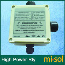 high power relay 220V for electrical heating for solar water heater system