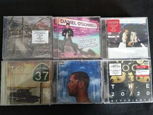 Random Delivery Wholesale 15 CDs Original Edition JEWEL CASES CRACKS Drake Game Ciara and more...