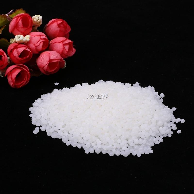 100g biały kryształ gleby Plastimake kształt Shifter Thing Polymorph Instamorph Moldable plastikowe termoplastyczne do formowania DropShip -