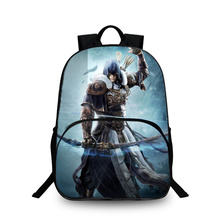 BAOBEIKU 3D Backpacks Fashion Print Bags For Childrens School Laptop Kids Backpack Dropshipping