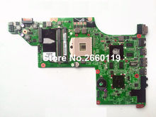 laptop motherboard for HP DV6 DV6-3000 630279-001 system mainboard fully tested and working well with cheap shipping