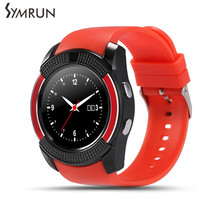 2017 Hot Selling Ce Rohs Silicone Smart Watch Wristwatch Cheap Support Bluetooth Speaker Android Mobile Phone Watch