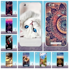 Coque For ZTE A610 Case 3D Painting Fundas For ZTE Blade A610 Case Soft TPU Silicone Cover For ZTE A 610 5.0'' Cute Phone Cases