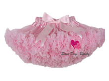 Pettiskirt with Ruffle baby Tutu skirt one piece retail girl skirt Baby Girl ball gown girls tutu ballet skirt(China)