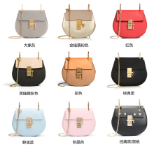 A1301 Summer chain Small Bags For Women Genuine Leather Messenger Bags Ladies Handbags Italian Design Women bag Shoulder Bags