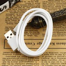 In stock! Micro USB 2.0 Male A to Data Charger Cable For Android Amazon Kindle fire 4 Newest Wholesale White(China)