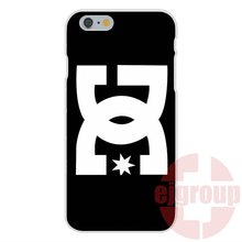 DC Shoes Logo For iPhone 4S 5S SE 6S 7S Plus For Galaxy A3 A5 J3 J5 J7 S4 S5 S6 S7 2016 Soft TPU Silicon Case Cover