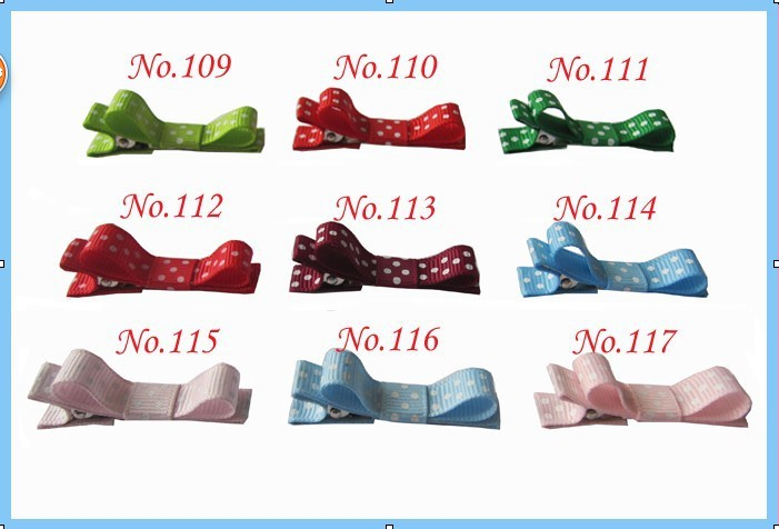 FREE  Shipping   hand customize hair accessories 100pcs 2inch baby hairbows, infant hair bows, girls hair bows<br><br>Aliexpress