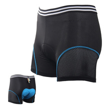 MTP 3D Padded Silicon Gel Sponge Man&Woman Anti-Sweat Breathable 4 Styles Ice Summer Shorts MTB Cycling Short Pants  Underwear