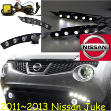 Juke daytime light,2009~2011 year,Free ship!LED,sentra,Titan,Juke fog light,2pcs+wire of harness;rogue,Juke headlight