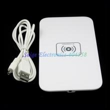 Mobile Phone Universal Qi Standard Inductive Wireless Charger Pad