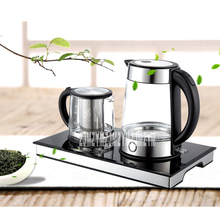 220V 1800W glass electric kettle ts-8121x electric tea set set insulation kettle automatic power off(China)