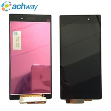For Sony Xperia Z1 L39H LCD Display Touch Screen Digitizer Assembly C6902 C6906 For SONY Z1 C6903 LCD Replacement Parts