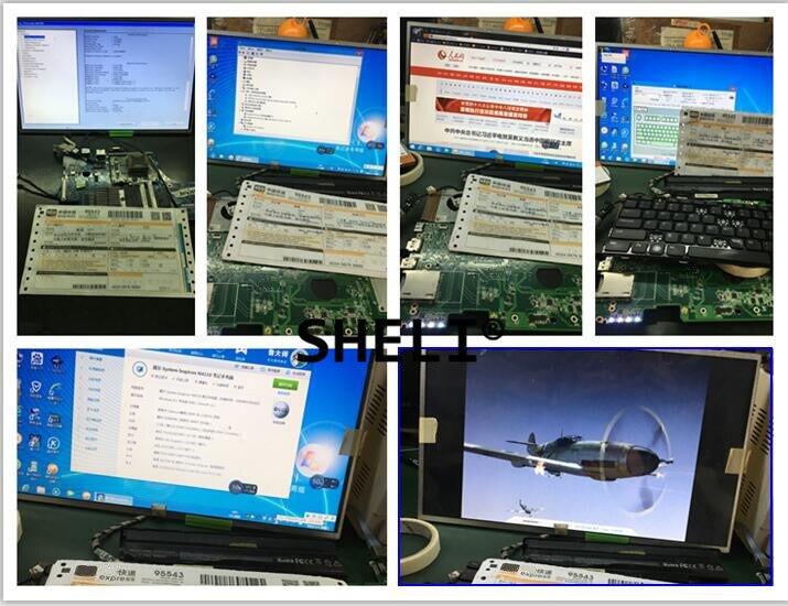 Интернет магазин товары для всей семьи HTB1zS1lhNSYBuNjSsphq6zGvVXax Шели для HP 15-R132WM 15-R материнской платы с N3540 2.16 ГГц ЦП LA-A994P 788287-501 788287-001