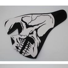 Skull Skeleton Party Masks Black Motorcycle Multi Function Headwear Hat Scarf Neck Scary Sport Face Winter Ski Mask cool style