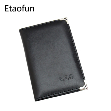 Hot sale Russian driver's license cover quality PU card credit holder casual fashion auto document case black driver license bag(China)