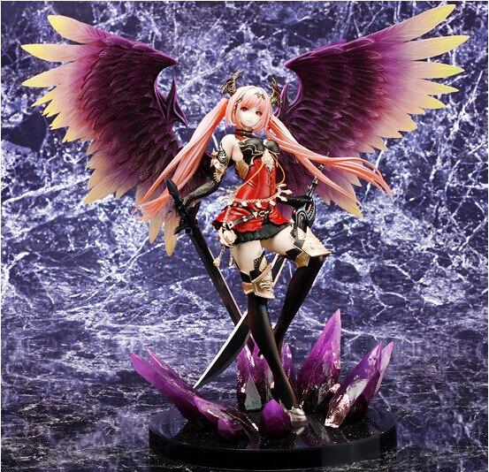 Hot Sale Game Rage of Bahamut Dark Angel Olivia Exclusive Version Special Colour Huge 29cm Action Figure<br>