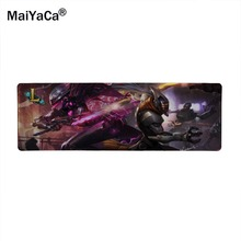 Computer Game Mouse Pad Professional LOL Series 900x300mm Super Large with Locking Edge for Deskop and Laptop Computer(China)