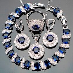 Женский ювелирный золотистый комплект из колье, серёг и кольца, с натуральными камнями