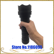 Original 35W Powerful Flashlight HID Lights Tactical Waterproof Torch Portable Led Flashlights(China)