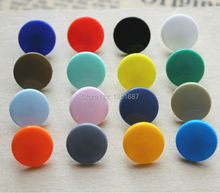 160 sets/lot KAM T8 plastic snap button quilt cover sheet button to package the rain the button garment accessories