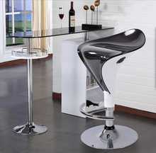 Affordable Nice Black Metal Furniture Industrial Bar Stools Modern(China)