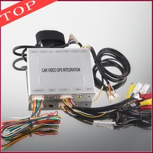 Car Video Interface View Camera Interface system For Opel Mokka CD600 Built in GPS