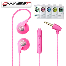 OWNEST 5 Color Earphone iPhone 6 6S 5S Headphone Microphone Bass Headset Xiaomi sony Sport retail box - Ownest Mobile Phone Accessories & Parts store