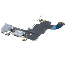 1 Piece Repair Replacement USB Charging Port Charger Dock Flex Cable Connector for iPhone 6 6S 7 Plus Charger Port P0.11