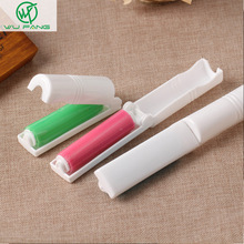 Portable Washable hair clothes sticky buddy wool dust catcher carpet sheets sucking dust drum brushes recycled Lint Rollers(China)