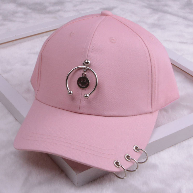 baseball cap with ring dad hats for women men baseball cap women white black baseball cap men dad hat (31)