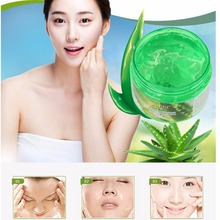 New Aloe Vera Plant Sleep Mask Gel Skin Care Moisturizing Repair Blackhead Remover Acne  For All Skin Types 7M0090