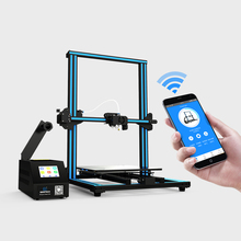 Buy GEEETECH A30 DIY 3D Printer Large Printer Area Colorful Touch Screen Break-resuming Auto-leveling WiFi Enabled 3D Printer for $442.26 in AliExpress store