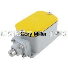 Industrial Short Spring Plunger Limit Switch AC 380V DC 220V 5A