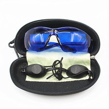 IPL safety glasses eye protection red laser safety goggles Medical Light Patient Protective E light eyecup for IPL Beauty