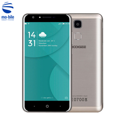 Doogee Y6 MTK6750 Octa Core Android 6.0 4G Mobile Phone 5.5 Inch 3200mAh Cell Phone 2G RAM 16G ROM 8.0MP+13.0MP Smart Cellphone
