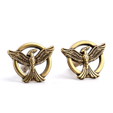 Geometric Unique French Shirt For Men Gift Jewelry Wedding Groom Party Men Bronze Cuff Links Wholesale suppliers china(China)