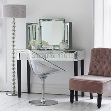 MR-401109  mirrored dressing table