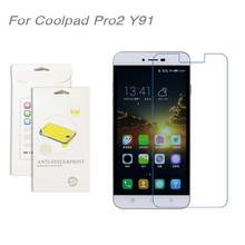 For Coolpad Pro2 Y9,3pcs/lot High Clear LCD Screen Protector Film Screen Protective Film Screen Guard For Coolpad Pro2 Y9