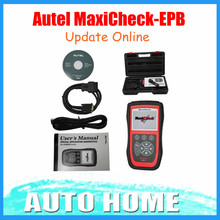[AUTEL Dealer] 100% Original Autel MaxiCheck-EPB Brake Pads Replacement And Recalibration Code Scanner Free shipping(China)