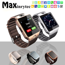 Maxinrytec Smart Watch DZ09 clock With Camera Bluetooth Connected SIM Card Smartwatch For IOS Android Phone PK gt08 A1 watch