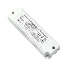20W dimmable LED driver DIP selectable constant current 350ma 500mA 700mA with Triac Dimming (leading & trailing edge)(China)