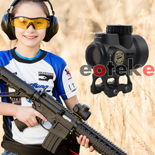 Trijicon MRO Style Holographic Red Dot Sight Optic Scope Tactical Gear airsoft With 20mm Scope Mount For Hunting airsoft