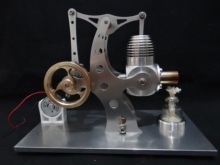 Stirling engine model micro - engine model birthday gift steam engine education science toy