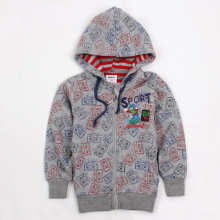 nova kids children clothes children boys winter clothes popular patten boy hooded winter  coat  special discount A3368